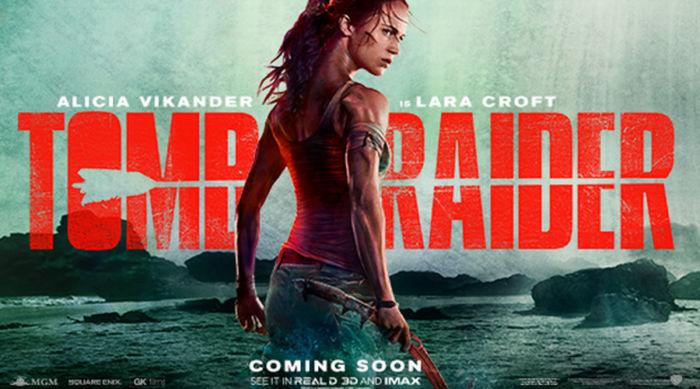Nuevo trailer de Tomb Raider