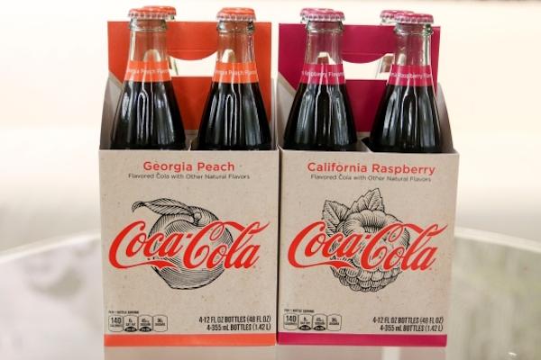 bebidas artesanales de Coca-Cola