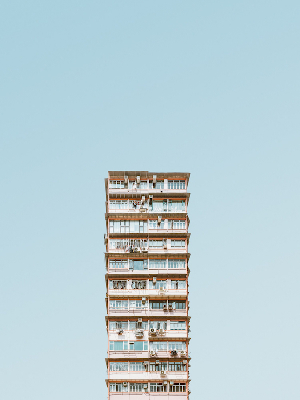 'Fotógrafo Arquitectónico Internacional del Año': Florian W. Mueller, Alemania.