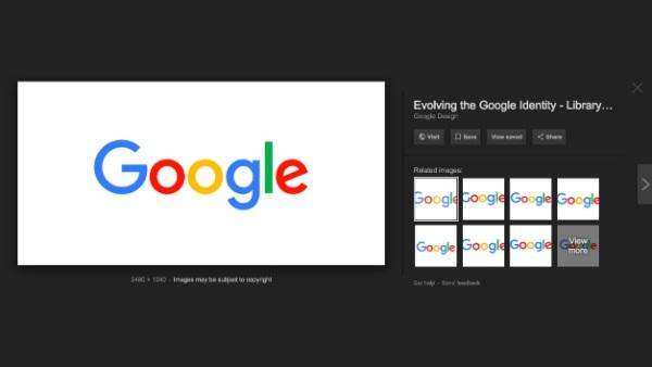 "Google elimina ""ver imagen"""
