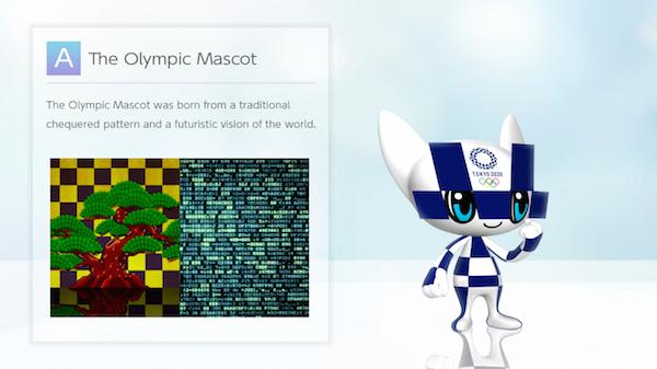 Mascota Olimpica (2)