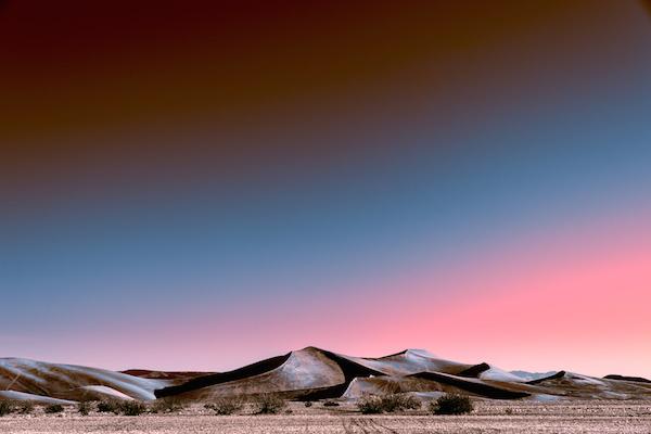 'Fotógrafo Internacional del Año de Bellas Artes': Stefano Gardel, Suiza.