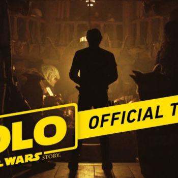 Nuevo trailer de Solo: Star Wars Story