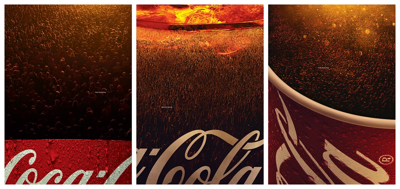 Campaña artística Coca-Cola