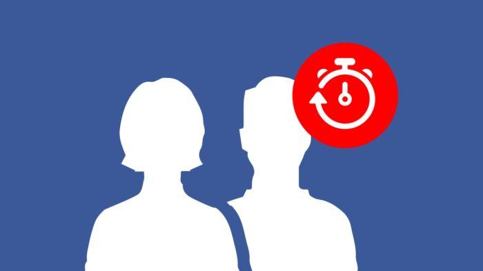 expiración de solicitudes de amistad Facebook