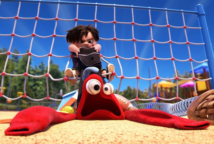 Corto de Pixar contra el acoso escolar