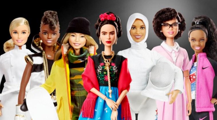 Mattel convierte iconos femeninos en Barbies