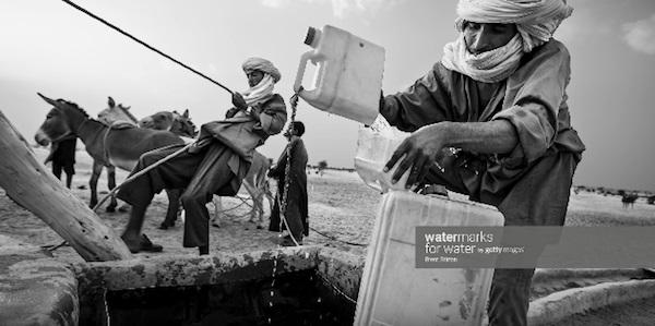 campaña de Getty Images sobre la crisis mundial del agua