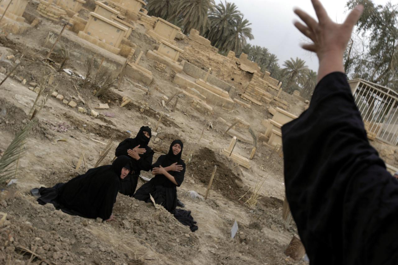 Irak después de 15 años de guerra