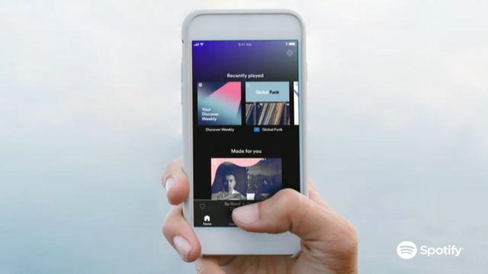 Spotify Free dice adiós a la reproducción aleatoria