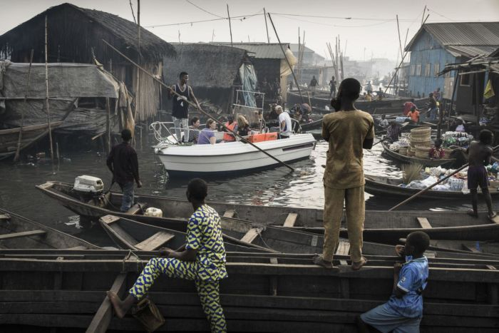 Contemporary Issues - Jesco Denzel, Lagos Waterfronts under Threat.