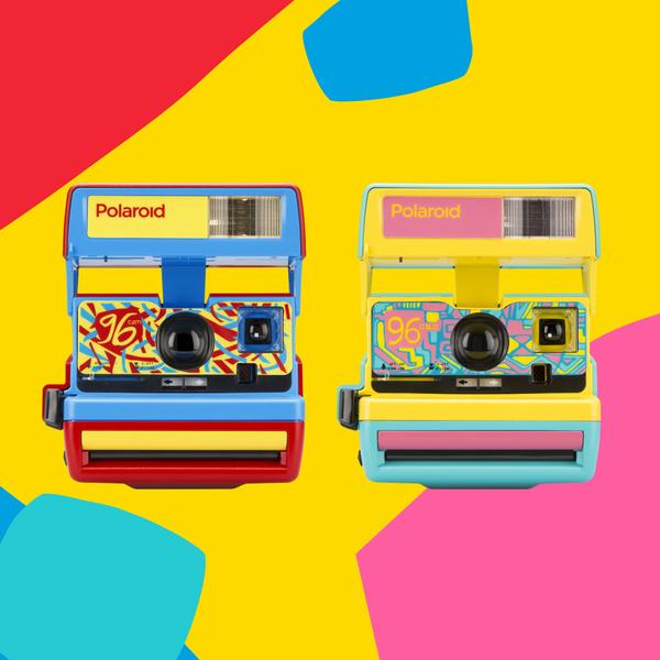 versiones retro de cámaras al estilo de los 90's