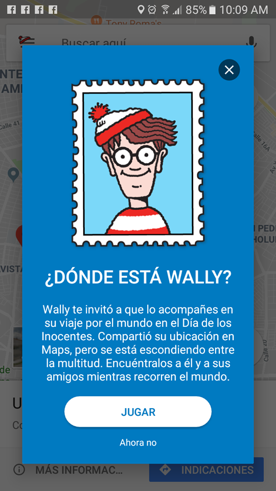 Wally google maps (2)
