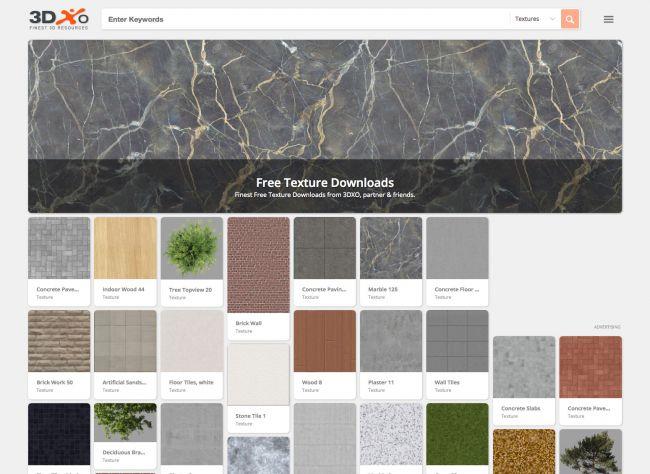 Texturas para proyectos en 3D