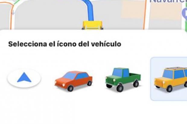 Google Maps se actualiza y permite personalizar tu auto