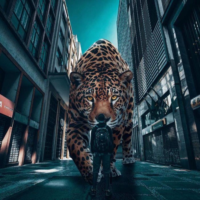 Ilustraciones de animales gigantes (5)