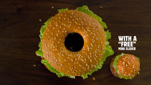 Whopper Donut