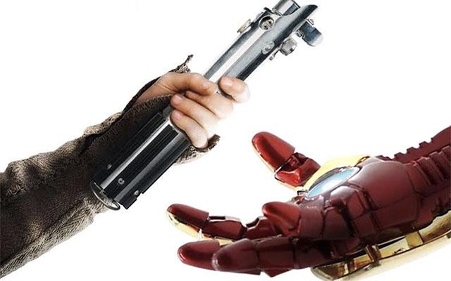 Lucasfilm felicita a Marvel