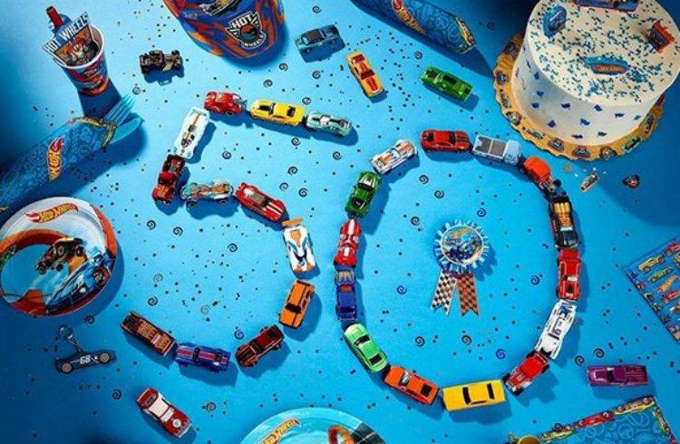 Hot Wheels celebra sus 50 años