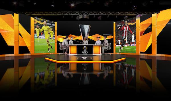 nueva identidad de la UEFA Europa League