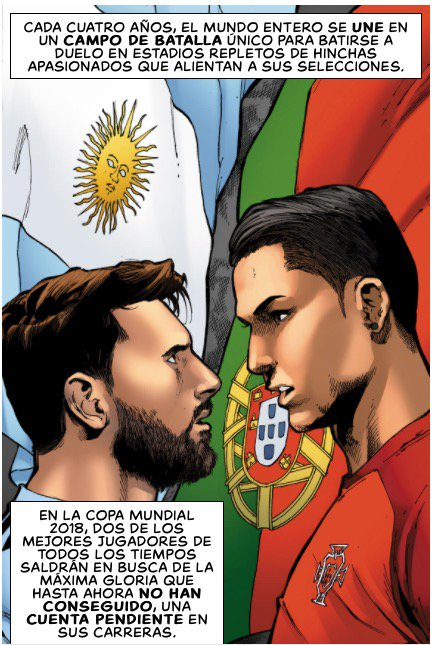 Comic Marvel Rusia 2018 (5)