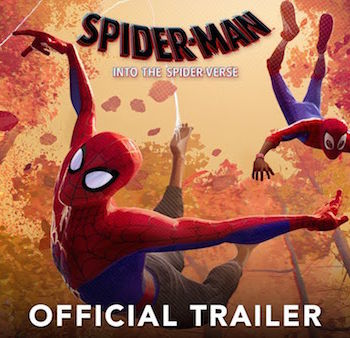 Nuevo trailer de 'Spider-Man: Into The Spider-Verse'