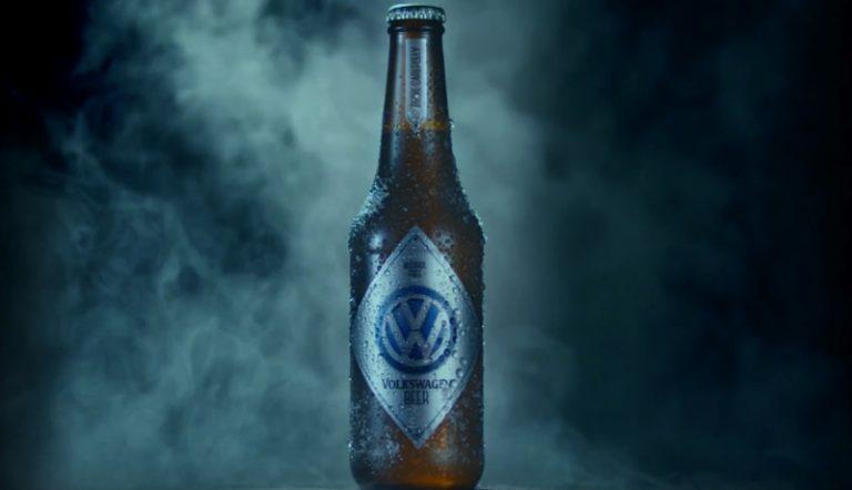 cerveza lanzada por Volkswagen