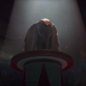 Mira el primer y espectacular tráiler y póster de Dumbo