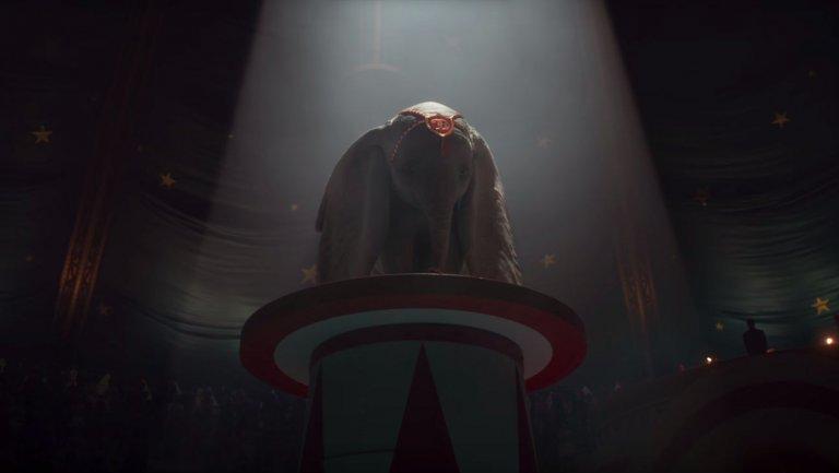 Primer tráiler de Dumbo