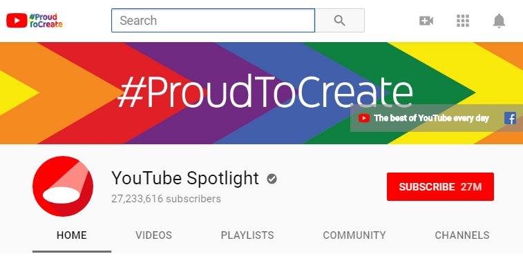 campaña de YouTube en favor de la diversidad