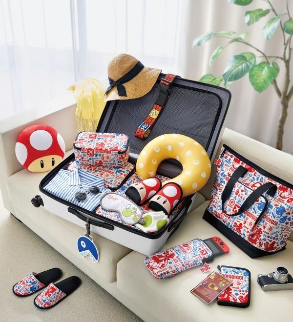 Colección de Nintendo para viajeros