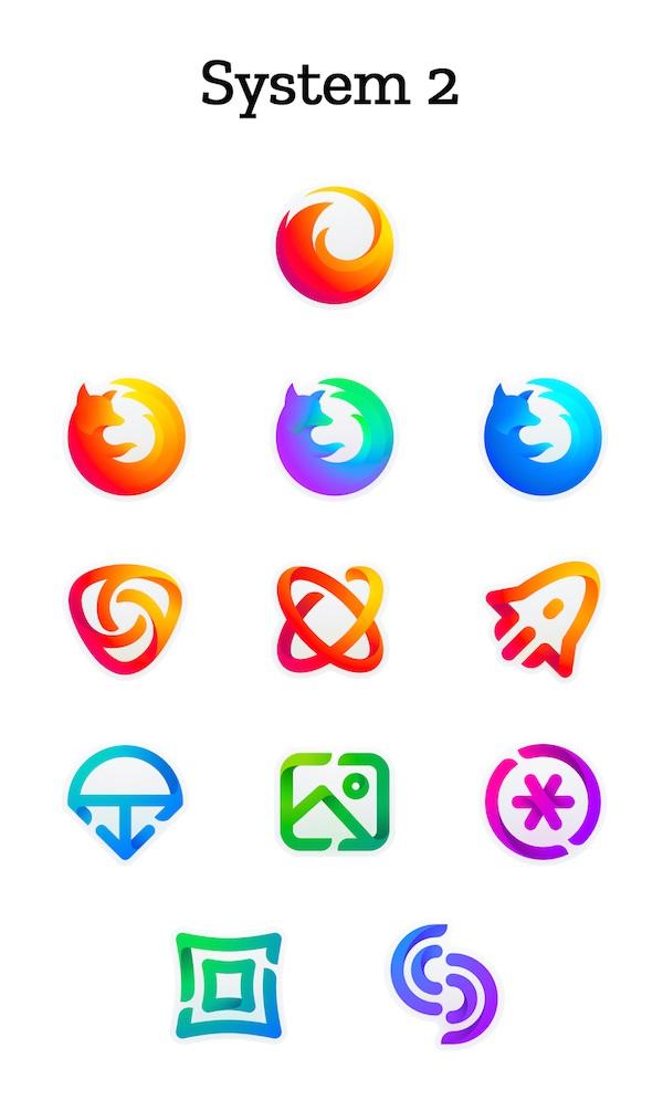 Nuevos logos Mozilla Firefox (2)