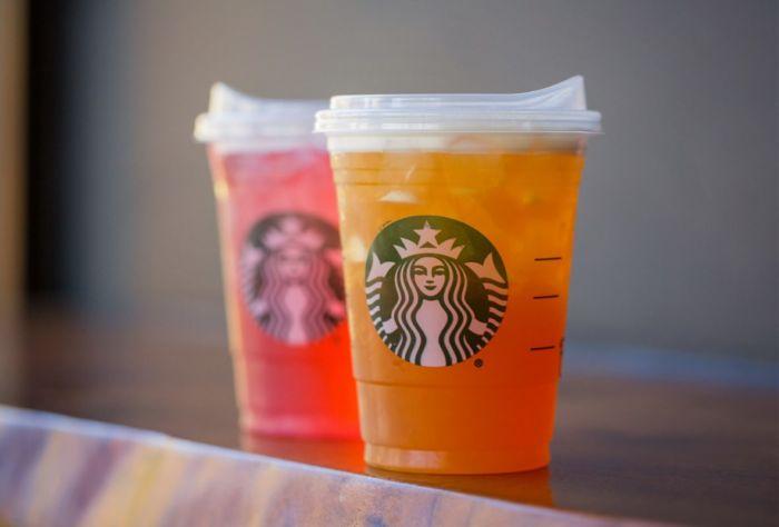 Nuevo diseño de vasos de Starbucks