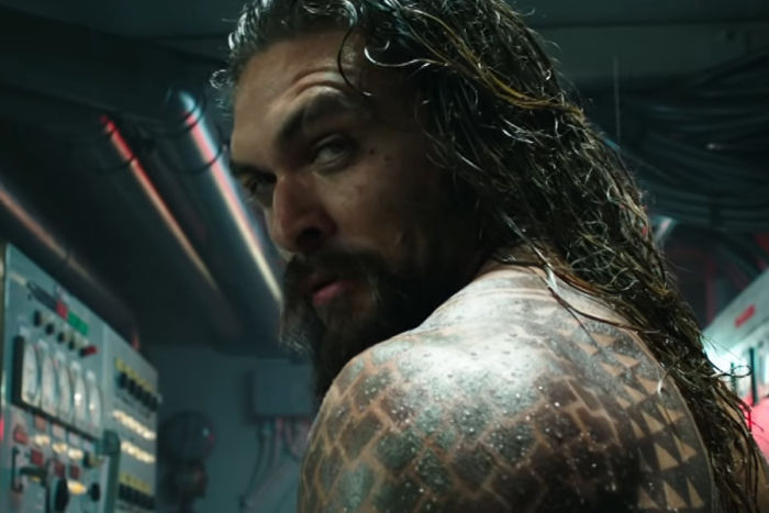 Primer trailer de Aquaman
