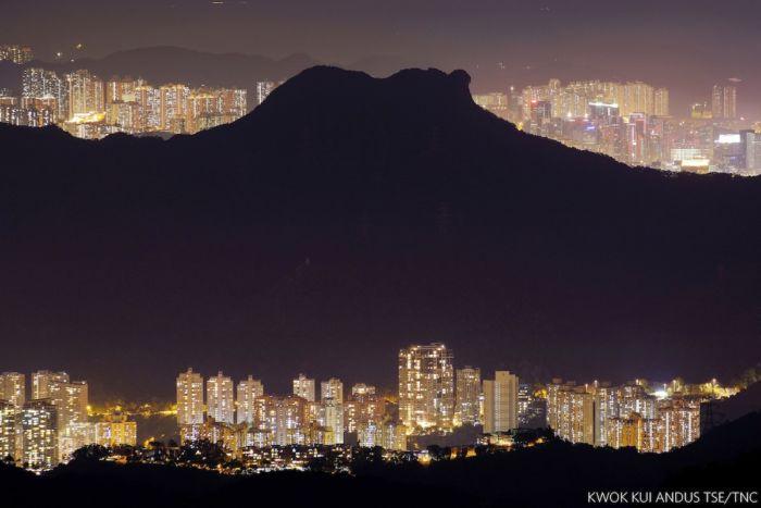 """""""My Home, My City"""" (Kwok Kui Andos Tse, China). Categoria """"Ciudades y Naturaleza"""""""