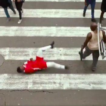 KFC trollea a Neymar en su nuevo spot por sus falsas caidas