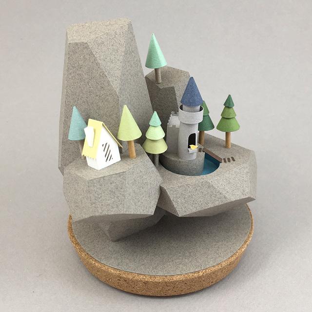 pequenos mundos por Li-yu lin (4)