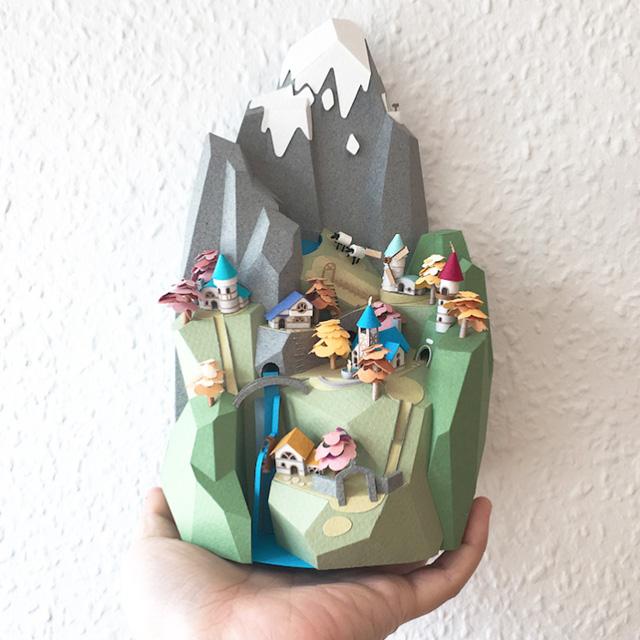 pequenos mundos por Li-yu lin (5)