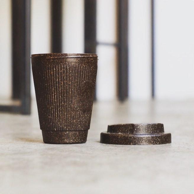 tazas de cafe hechas de cafe (2)