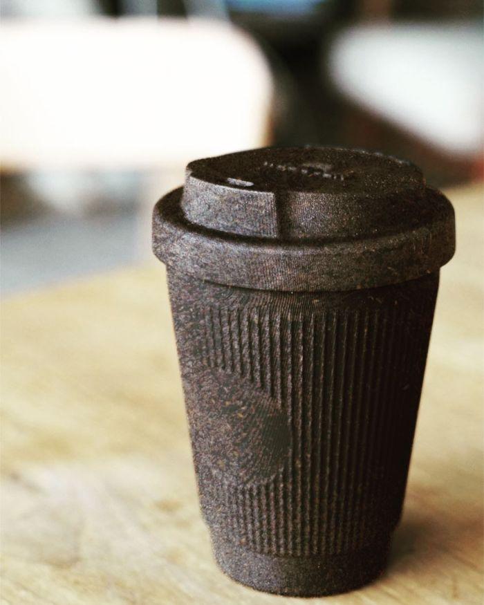 tazas de cafe hechas de cafe (3)