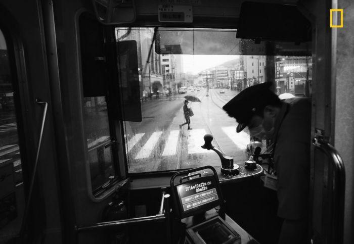 'Otro día lluvioso en Nagasaki, Japón', Hiro Kurashina - 1er Premio.