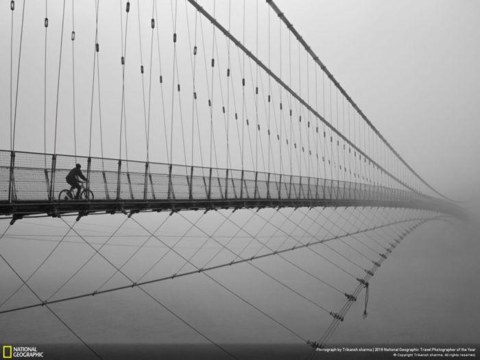'Viajando al paraíso', Trikansh Sharma - Elección del publico.