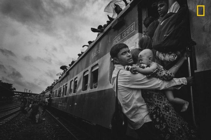 'Viaje desafiante', MD Tanveer Hassan Rohan - 3er Premio.