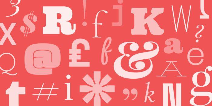 Hoja de fuentes alternativas a las de paga disponibles en Google Font