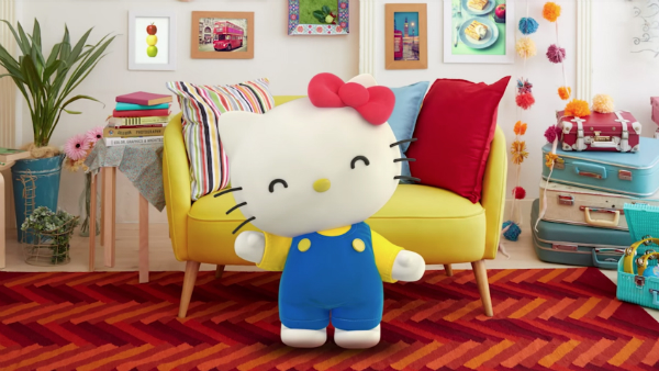 Hello Kitty lanza su canal de YouTube