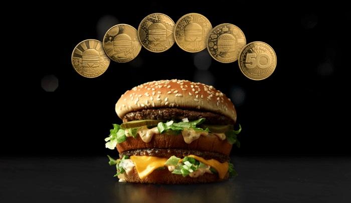 McCoin, la nueva moneda de McDonald's