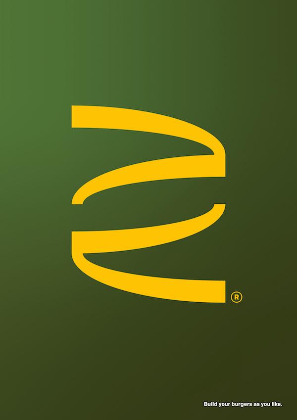 McDonald's modifica su logo