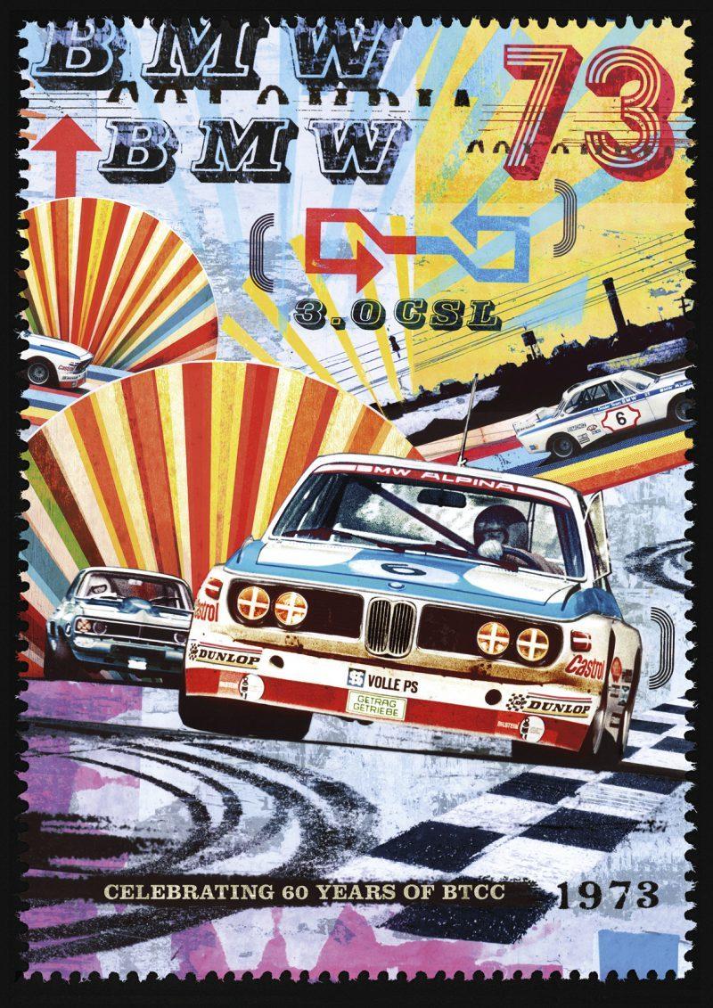 Posters vintage BMW (2)