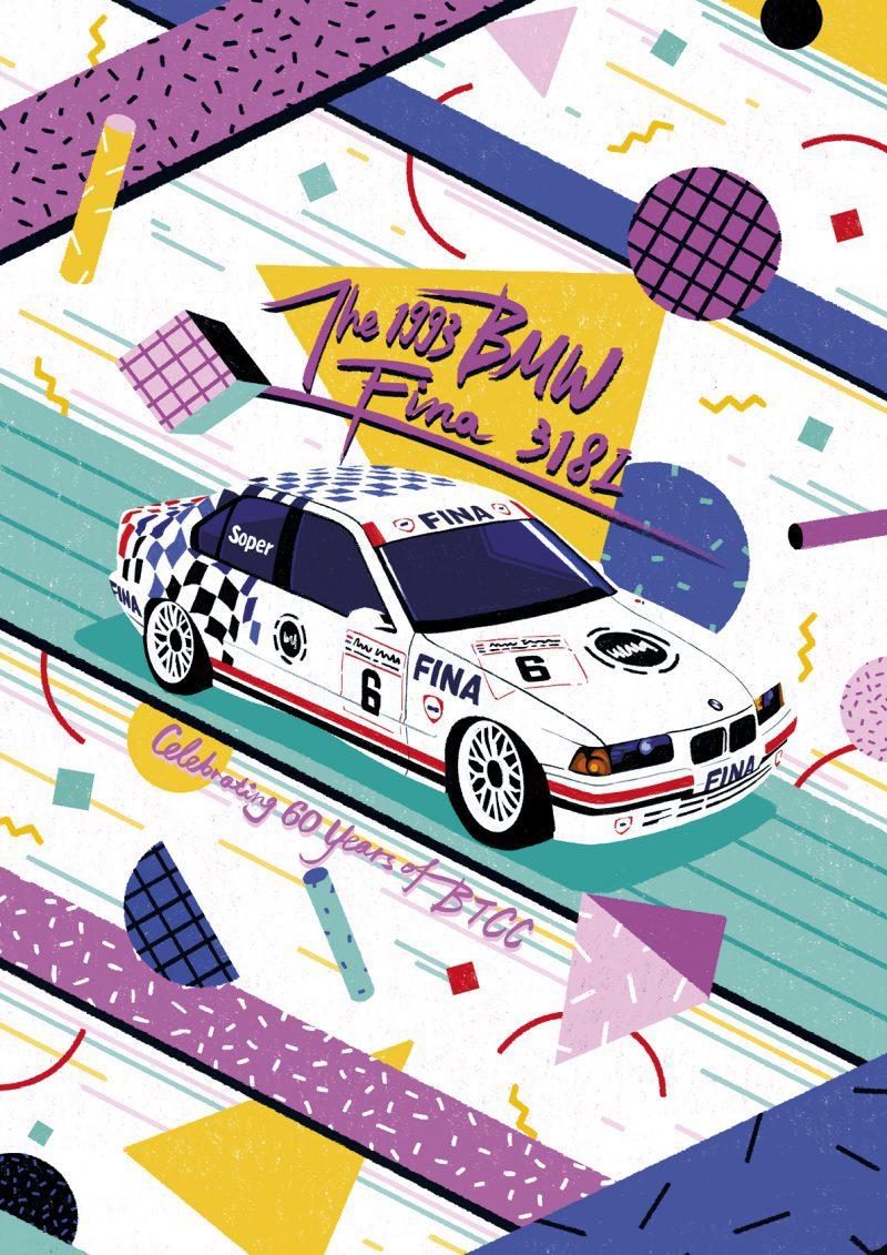 Posters vintage BMW (4)