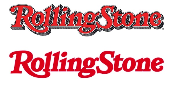 Rolling Stone rediseña su logo